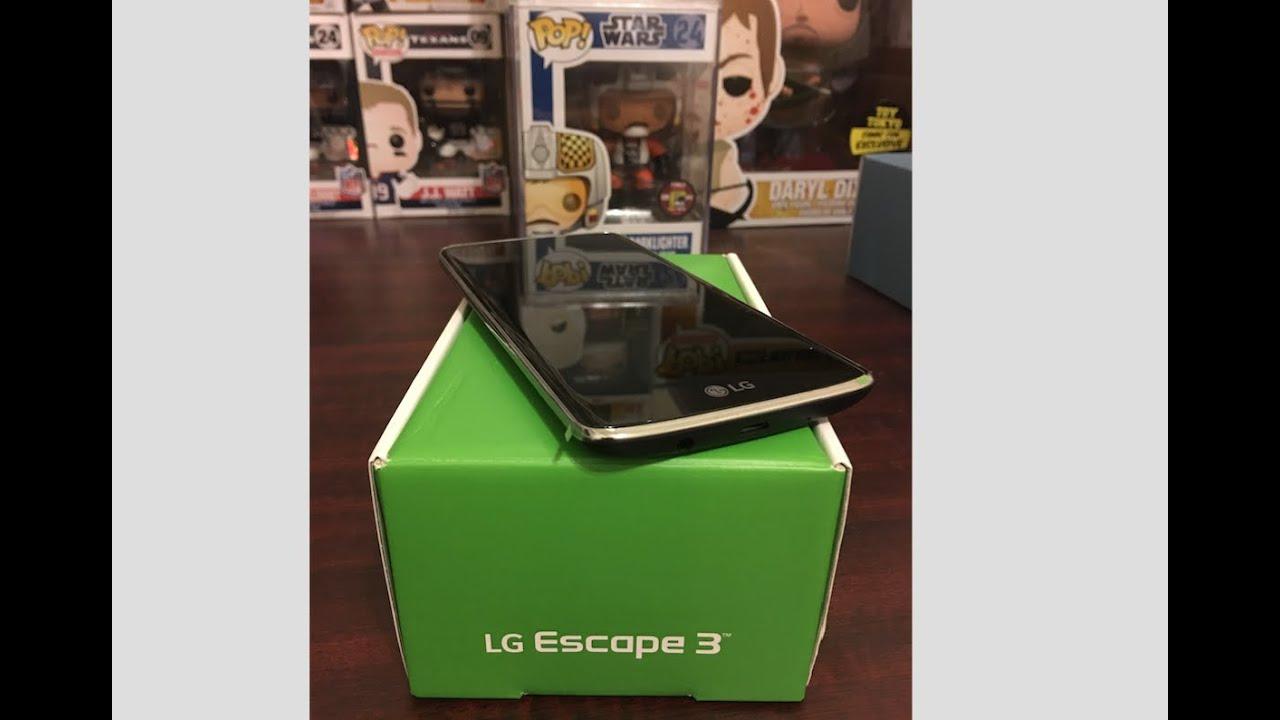 LG Escape 3 Reviews, Specs & Price Compare