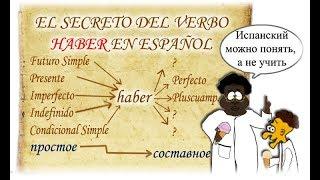 Испанский язык Урок 40 Futuro Compuesto (Будущее составное) №1 - глагол haber (www.espato.ru)