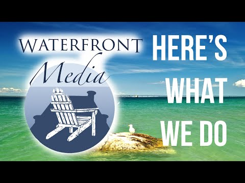 Waterfront Media, a Multimedia Production Company and Drone