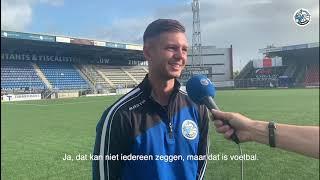 Alexander Laukart stelt zich voor | #WelkomAlexander