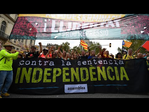 Spain Sentences Catalan Leaders in Contradictory Ruling