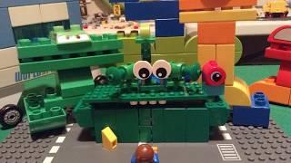 The Lego Movie 2, Duplo invasion scene!