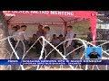 Suasana Pengamanan di Monas, Gedung Bawaslu dan KPU Jelang Hasil Pemilu - iNews Siang 19/05