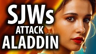 SJWs Attack Disney's Aladdin Remake
