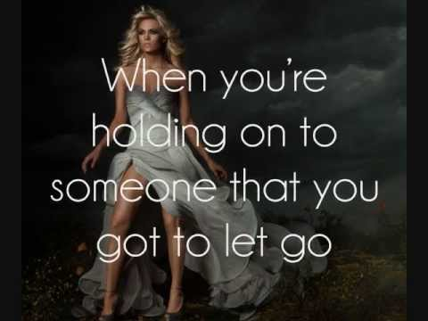 Carrie Underwood - Good in Goodbye [Lyrics On Screen]