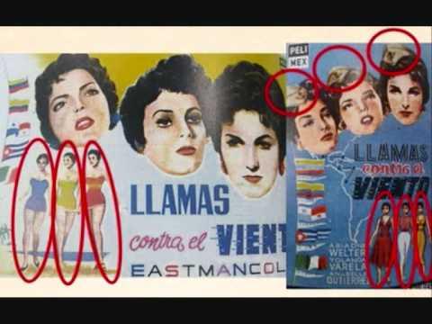 Carteles de cine censurados durante el Franquismo