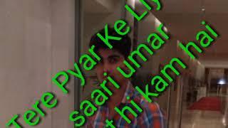Sach bolu to Milkar Tumse ISI Baat Ka Gham Hai