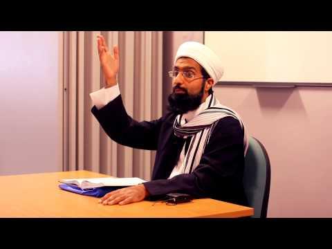 Shaykh Mohammed Aslam - Tafsir: Surah Kahf (Lesson 3)