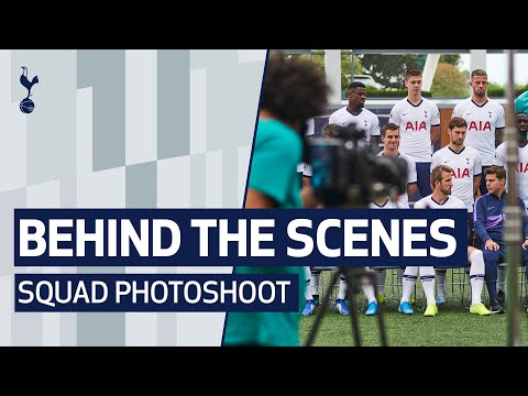 BEHIND THE SCENES | SQUAD PHOTOSHOOT