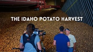 2014 Idaho Potato Harvest at Gross Farms (w/ Zack Danger Brown)