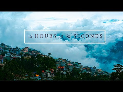 Magical Timelapse Video Film ,  Sikkim India