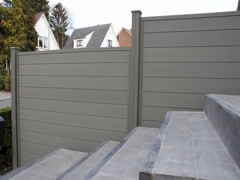 composite wooden fence panels for sale in ireland
