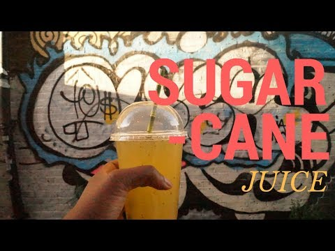 Sugarcane Juice in London | THE CANE PRESS