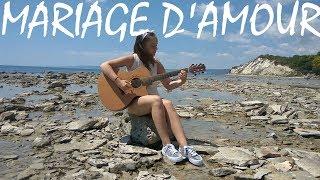 Mariage D'Amour - Fingerstyle Guitar Cover - Maria Avramescu