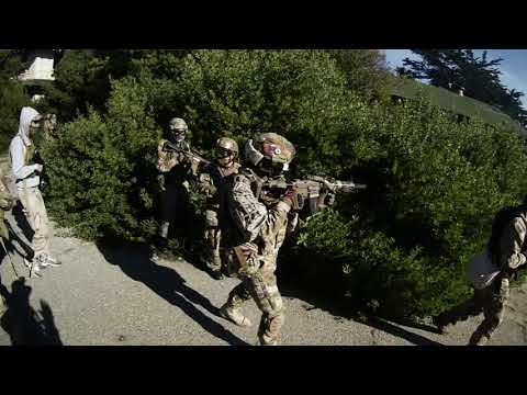 Operation Guiding Light 01/22/18 (Fort Ord Airsoft)