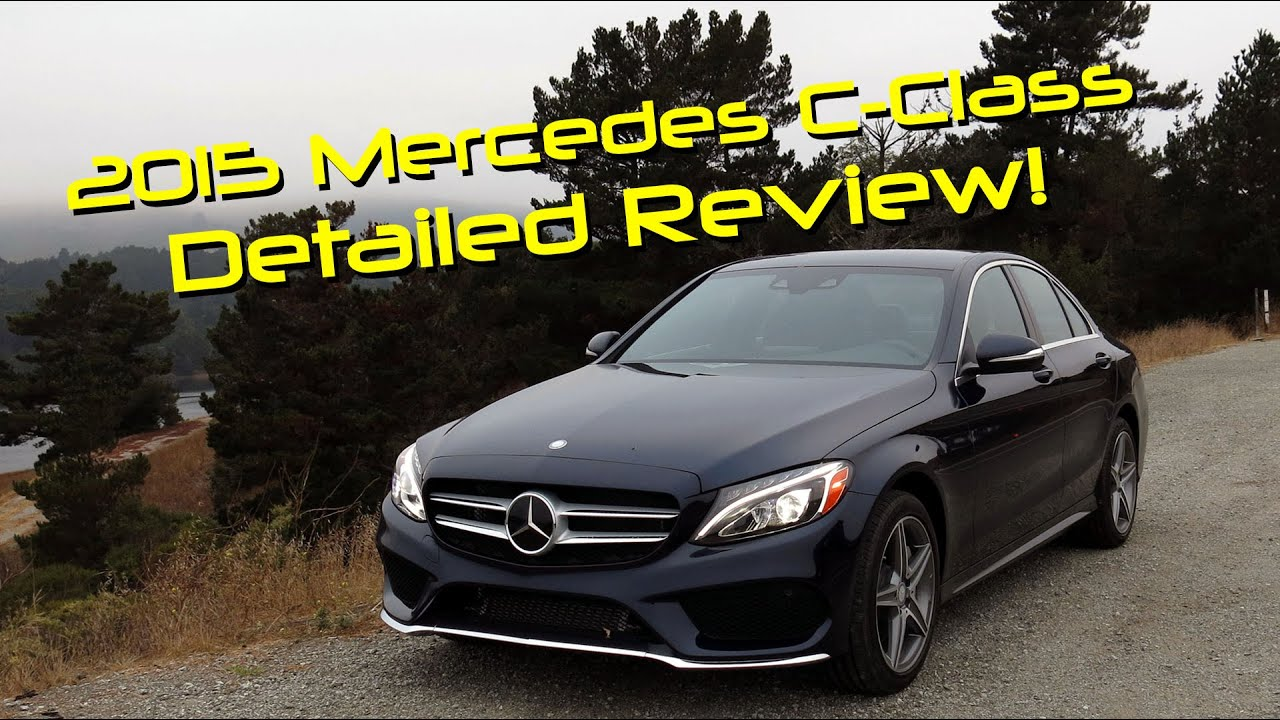 2015 mercedes c class c300 4matic detailed review and road for 2015 mercedes benz c300 4matic