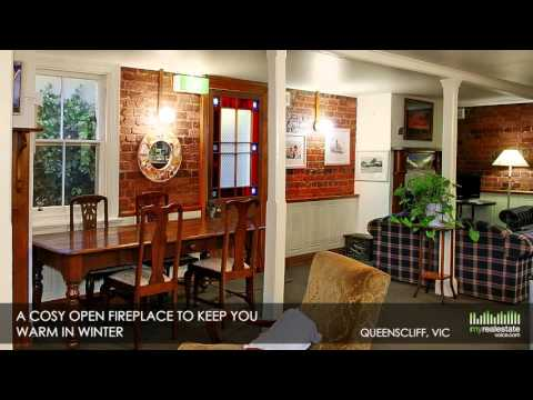 Historic Home Plus Cottage with B&B Business for Sale - Queenscliff, VIC