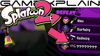 Sightings of Sploosh-O-Matic in Splatoon 2 Possibly Explained