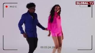 Tazama Behind The Scenes Ya Wimbo Wa Chege 'Kelele Za Chura' Ft. Nandy