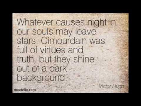 Victor Hugo - Art touching the essence of life