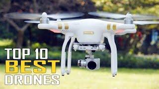 Top 10 Best Drones on the Market 2017