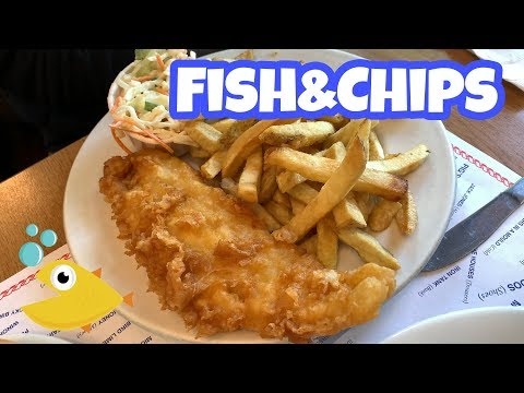 Best Fish & Chips In Vancouver Canada