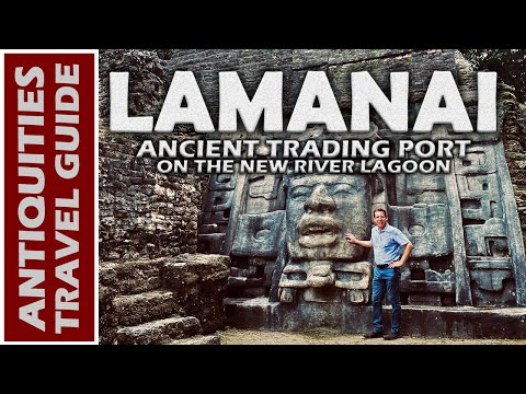 The LONGEST INHABITED CITY In The Ancient MAYA World | Exploring LAMANAI