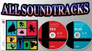 CLUB NINTENDO SUPER SMASH BROS. SOUNDTRACK DISCS (DOWNLOAD LINK)