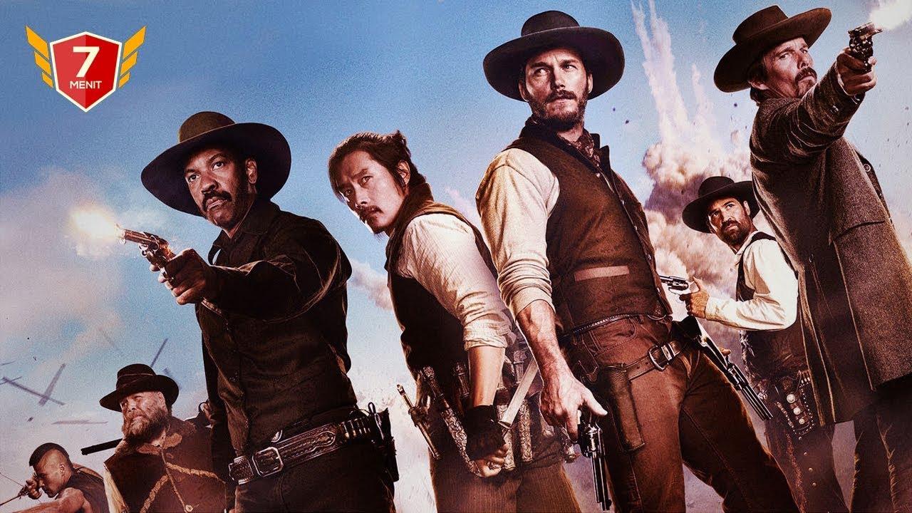 10 Film Western/Koboi Terpopuler Dan Seru
