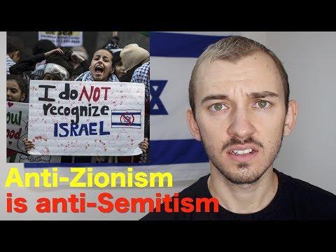 Anti-Zionism Is Anti-Semitism