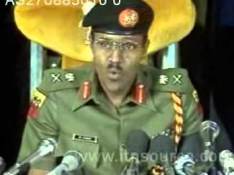 General Buhari era Nigeria: War on corruption causes UK bank collapse 1985 thumbnail