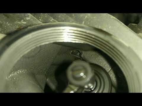 Регулировка зазора клапанов и высоты иглы карба. GR7 172fmm