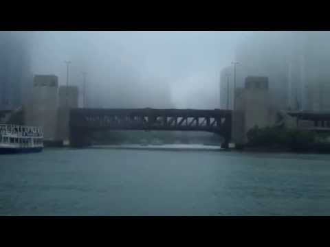 A Mystical Day On The Chicago River