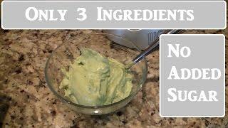Healthy Raw Quick & Easy Key Lime Pie Dessert/treat Recipe
