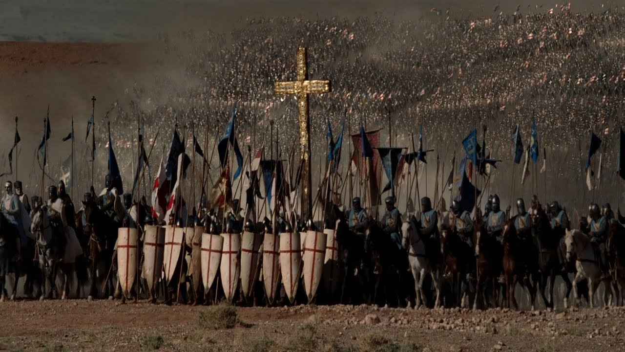 movie analysis kingdom of heaven part Kingdom of heaven: the ridley scott film and the history behind the story   also, many of the film's characters are a mixture of fictional heroes and real   part two of the book, entitled swords and stones, brings balian's story to life by .