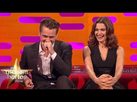 Colin Farrell Embarrassed By Terrible Haircuts  The Graham Norton
