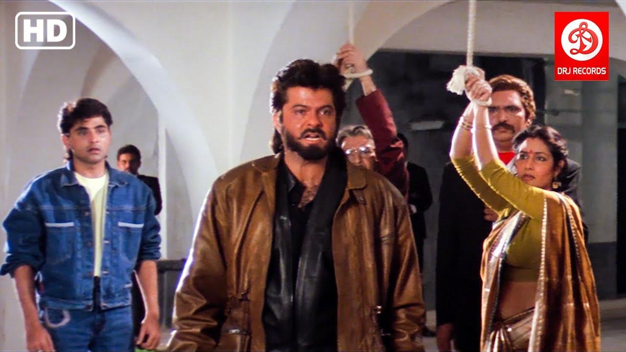 अपराधी मूवी ज़बरदस्त सीन - अनिल कपूर - विजयशांति - चंकी पांडे - अनुपम खेर - बॉलीवुड एक्शन फिल्म