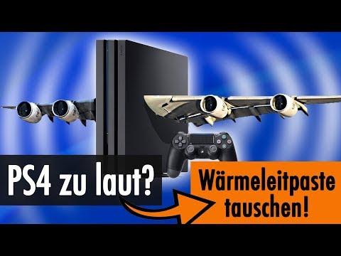 PS4 Pro zu