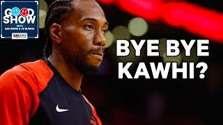 Are Kawhi Leonard and Kevin Durant Locks To Leave in Free Agency? | Good Show