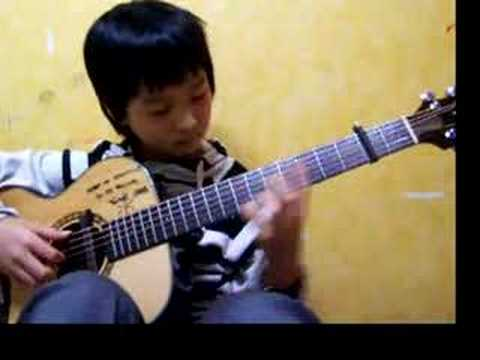 (The Beatles) I will - Sungha Jung