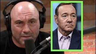 Joe Rogan Reacts to the Kevin Spacey News