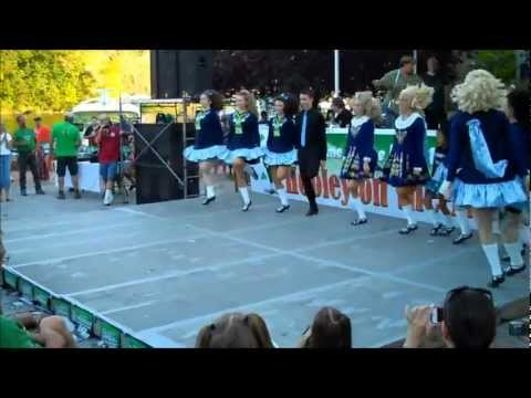 2012 Hooley on the Hudson - Michael Farrell School of Irish Dance (Tara Stage)