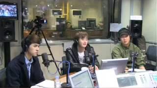 PowerFM ヨンストリート Heo Youngsaeng 130405.
