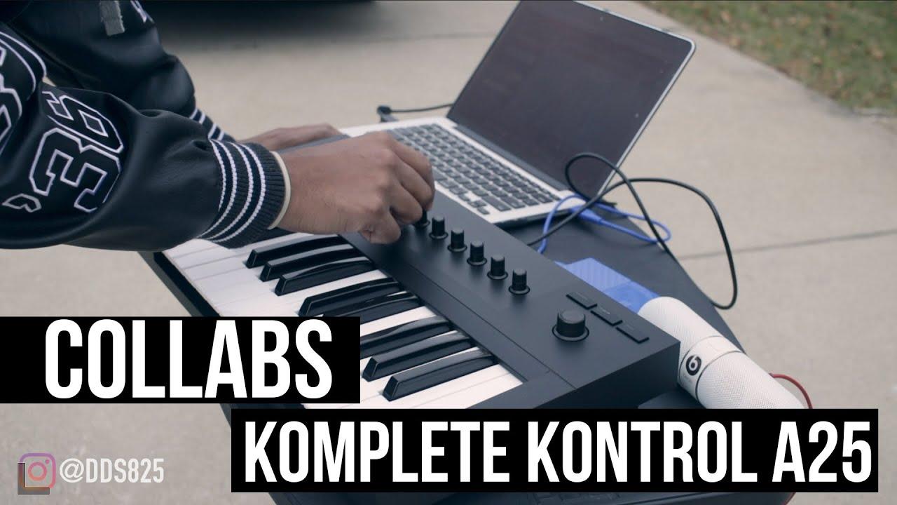 komplete kontrol mk2 not recognized
