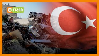 Search For Victims Of Turkey's Earthquake Continue