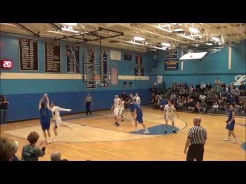 Game Highlights Boys' Varsity: Saratoga 50 vs La Salle 41 (F)