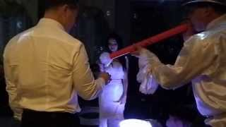 """Мыльное шоу на свадьбе от Агентства """"Саша и Наташа"""" г. Николаев 2015!"""