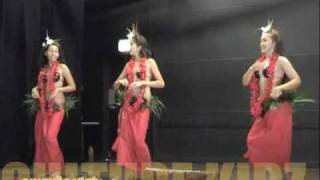 Cook Island Drum Dance
