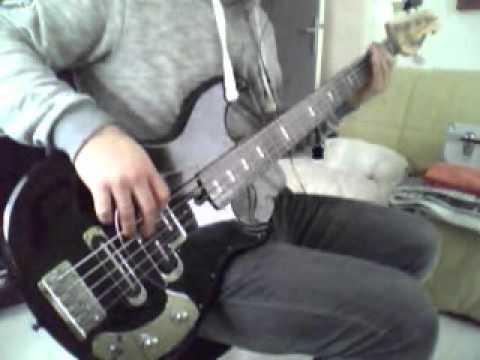 Crush   Pro-Pain [Bass Cover]