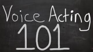 Voice Acting 101: The Basics - Elite3